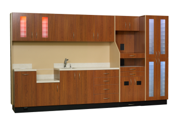 Dental cabinets, Dental cabinetry